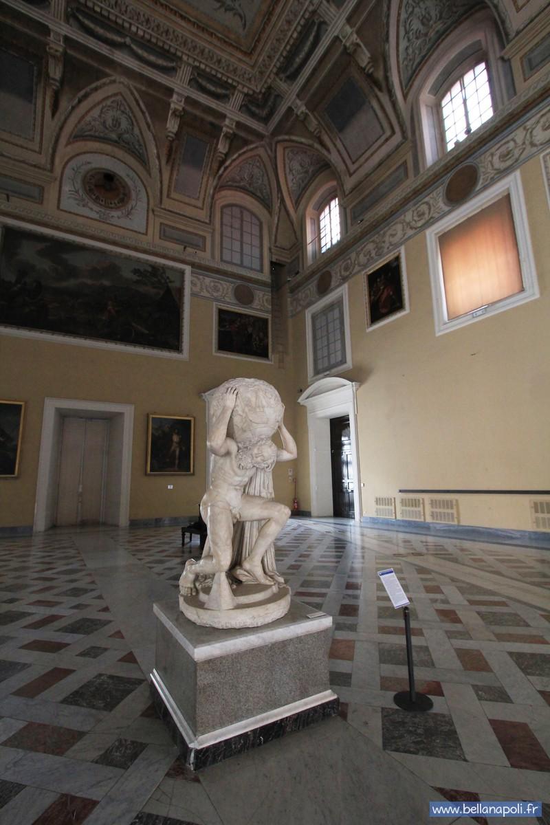 Le Muse Archologique National  Bella Napoli  Dcouverte de Naples son histoire sa culture