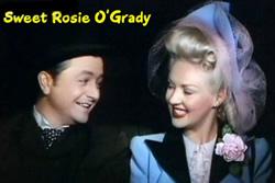 Sweet Rosie OGrady Chords and Lyrics  BellandcomusicCom