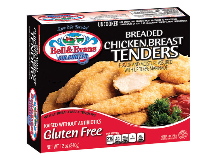 gluten free breaded chicken