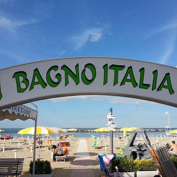 Bagno 7 8 Italia  Bellaria Igea Marina