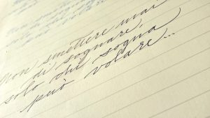 American Cursive Handwriting