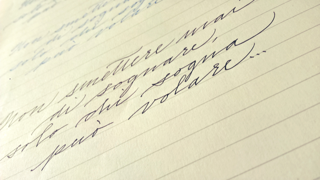 American Business Handwriting
