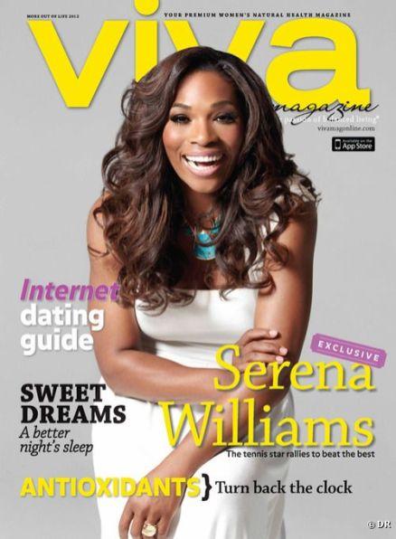 Sulla copertina di Viva
