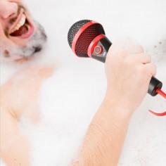 Radiomicrofono da doccia