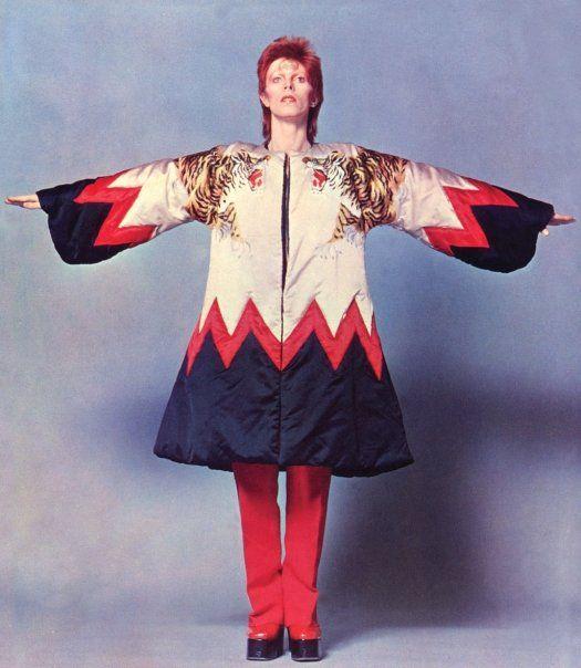 Kansai Yamamoto per David Bowie