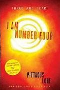 """Englisches Cover """"I Am Number Four"""""""