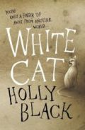 """Englisches Cover """"White Cat"""""""