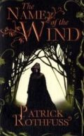 """englisches Cover """"The Name of the Wind"""""""