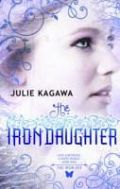 """engl. Cover """"The Iron Daughter"""""""