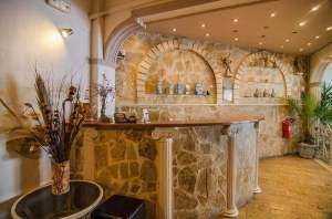 Bella Vista Corfu Reception