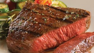 Red Meat - Top Sirloin is a healthy choice