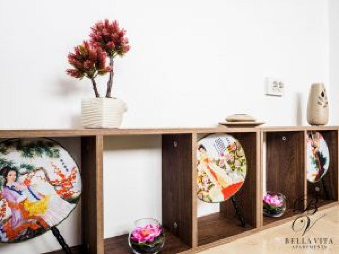 Апартамент под наем Благоевград в японски стил токи