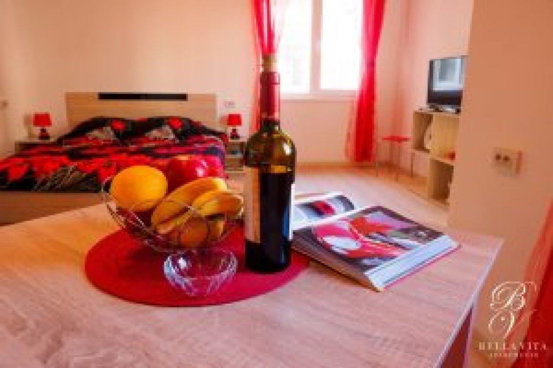 Напълно обзаведен едностаен апартамент Благоевград в спокоен квартал