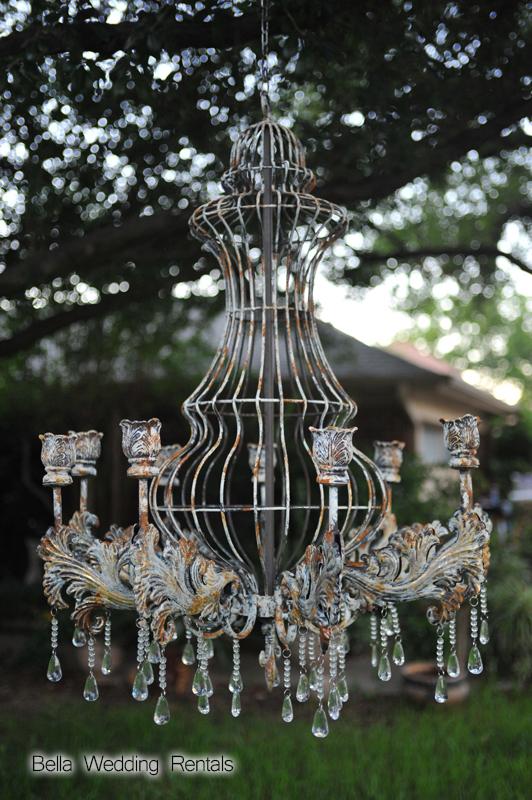 Wedding Chandelier Rentals
