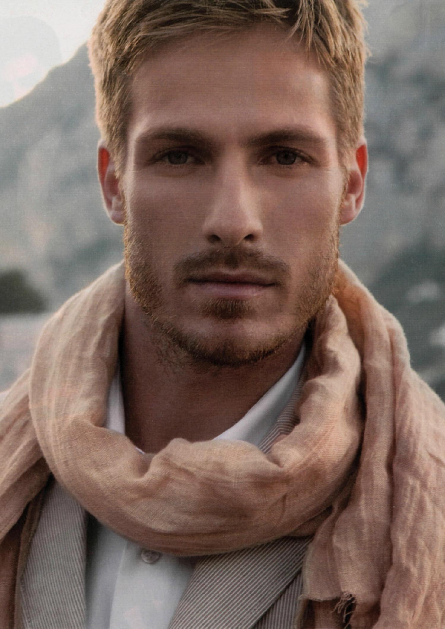 Ryan Burns  Male Fashion Models  Bellazon