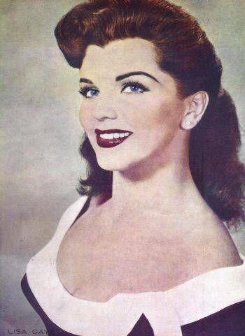 Lisa Gaye  Actresses  Bellazon