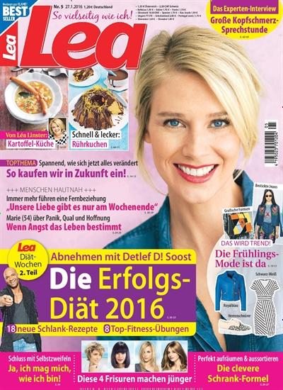 Lea Frisuren Zeitschrift 2014 – Trendige Frisuren 2017 Foto Blog