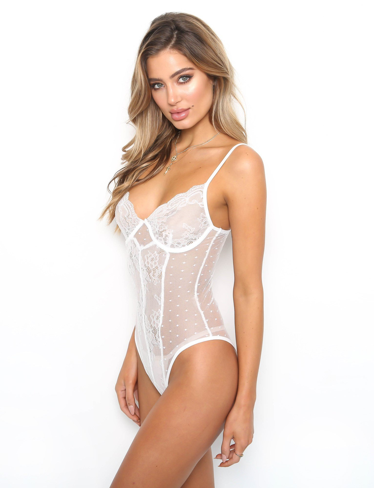 Dd Lace Bodysuit