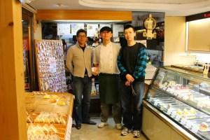 日本菓子専門学校の33期同級生