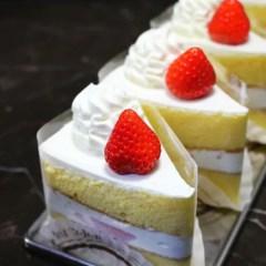 ショートケーキ 無添加生クリームと国産苺のスイーツ