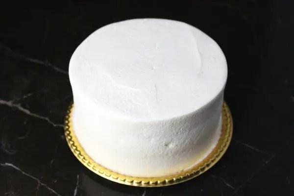 mujideko - ベルジュールの誕生日ケーキ
