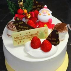 x2017 2 - クリスマスケーキ 2018  ネット予約受付中