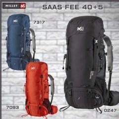 mis2046 - サースフェー40L+5(SAAS FEE)|ミレーのザックが安かった/ジャズドリームナガシマ店