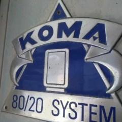 koma ショックフリーザー 急速冷凍庫