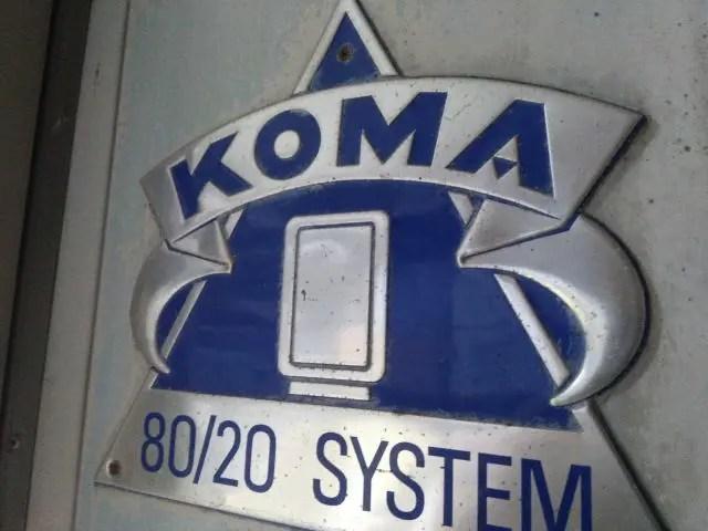 koma - KOMAのHシリーズ 室外機は国産の3馬力にしました