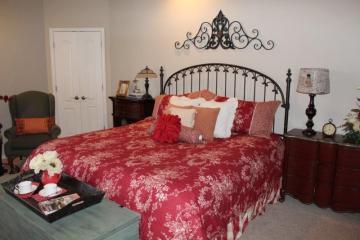 BelleBleuInteriors.com - Master Bedroom (2)