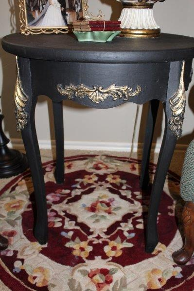 Refinished French Table, French Country table, French table