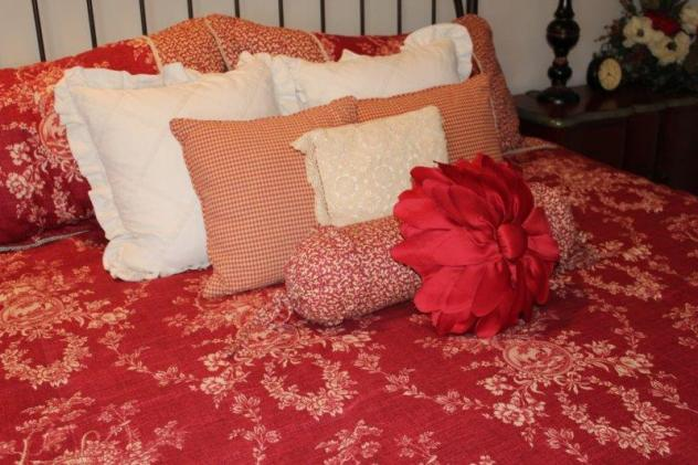 Pillows, Toile, French Country Pillows, French Country Master Bedroom