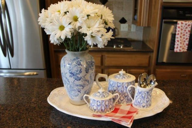 Belle Bleu Interiors Kitchen Tour 11