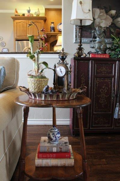 Belle Bleu Interiors Summer Living Room 12