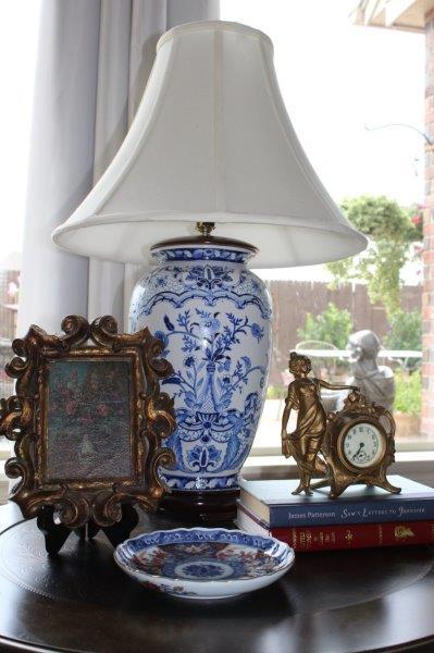 Belle Bleu Interiors Summer Living Room 8