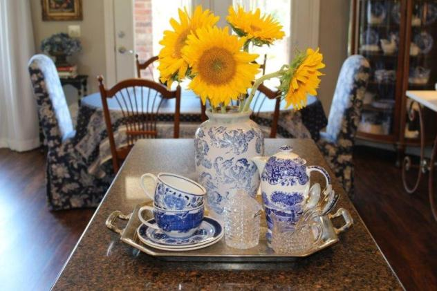 Belle Bleu Interiors Kitchen Vignette 7
