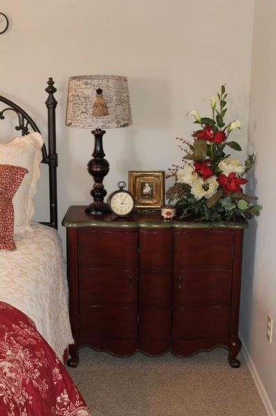 Belle Bleu Interiors Master Bedroom Update 1