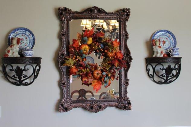 Belle Bleu Interiors Fall Dining Room 4
