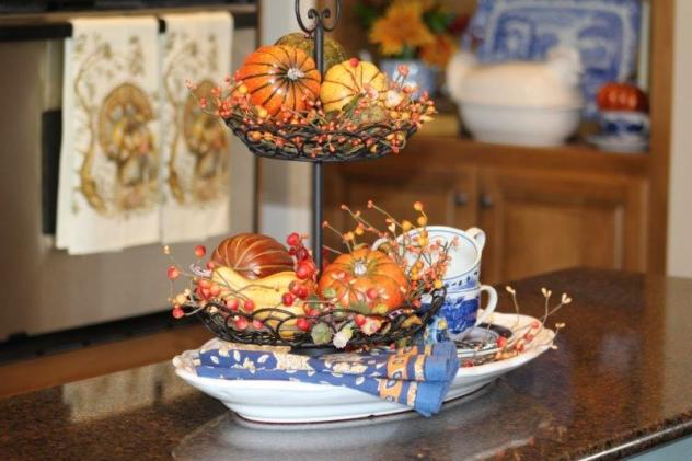 Belle Bleu Interiors Fall French Country Kitchen Tour 2