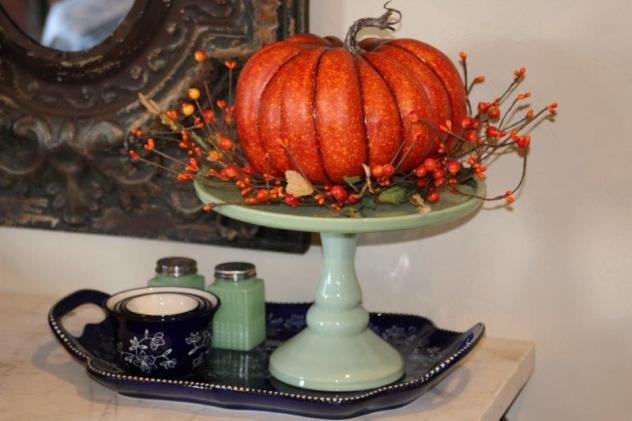 Belle Bleu Interiors Fall French Country Kitchen Tour 30
