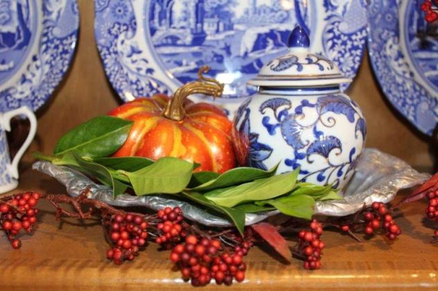 Belle Bleu Interiors Fall French Country Kitchen Tour 8