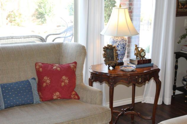 Belle Bleu Interiors French Country Mixing Old with New 2