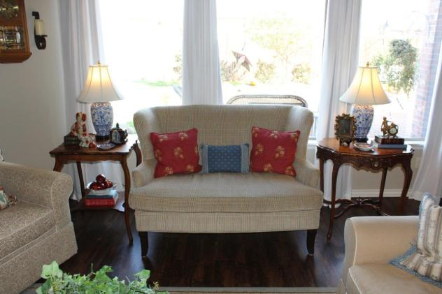 Belle Bleu Interiors French Country Mixing Old with New 3