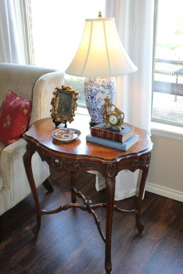 Belle Bleu Interiors French Country Mixing Old with New 8