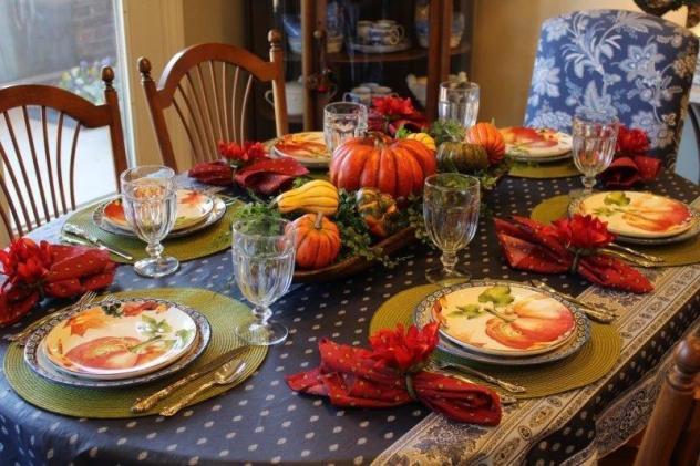 Belle Beu Interiors Thanksgiving Tablescape 9