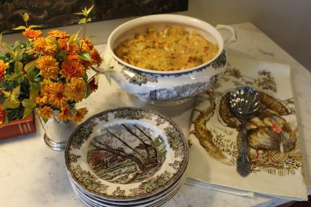 Belle Bleu Interiors Thanksgiving Recipe Blog Hop 3