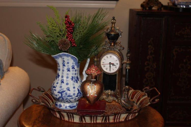 Belle Bleu Interiors Christmas Home Tour 14