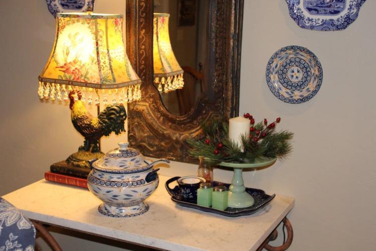 Belle Bleu Interiors Christmas Home Tour 29