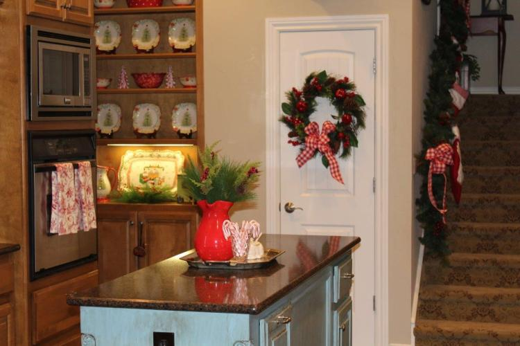 Belle Bleu Interiors Christmas Home Tour 36