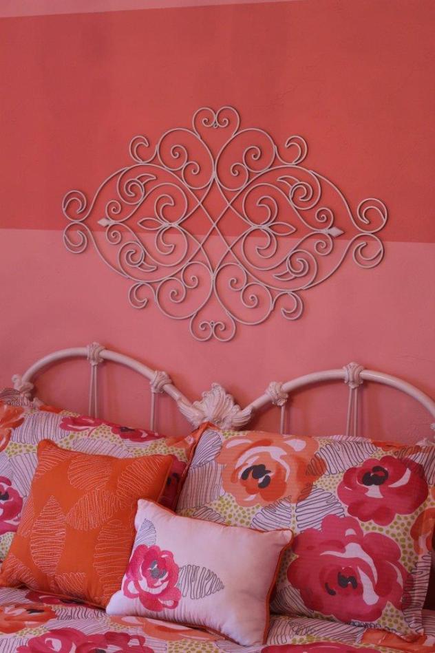 Belle Bleu Interiors Teen Girl's Bedroom 10